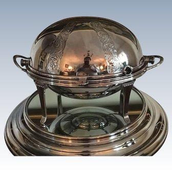 English Breakfast Dish C:1880