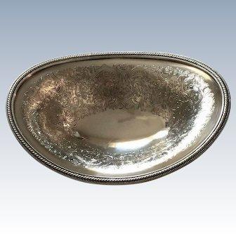 Ellis Barker Oval Sweetmeat Dish