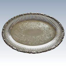 Ellis Barker Oval Tray