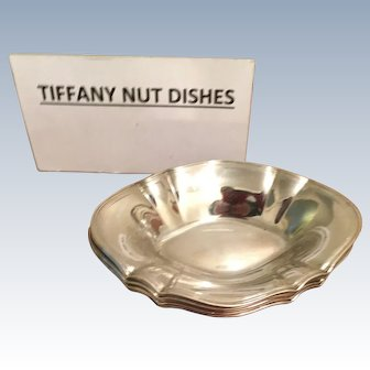 Tiffany Sterling Dish (6 Available)