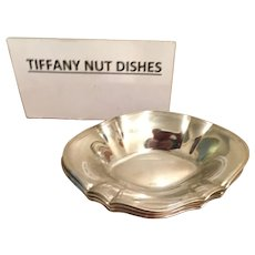Tiffany Sterling Dish (4 Available)