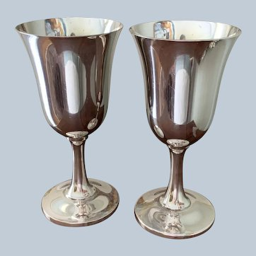 Pr. Wallace Sterling Goblets