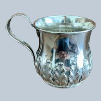 Antique Gorham Baby Cup C:1899