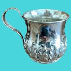 Antique Gorham Baby Cup C:1899
