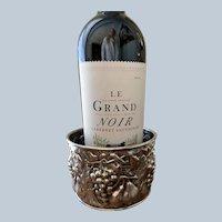 E.L. De'Uberti Italian Wine Coaster
