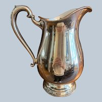 'Camille' BY International Silver Co. Pitcher C:1971