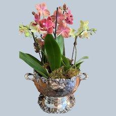Antique Barbour Handled Bowl 'CHE' C:1921