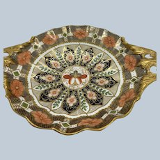 Royal Crown Derby Sweet Meat Dish