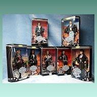 Rare Set of Harley Davidson Barbie and Ken Dolls LIMITED EDITION