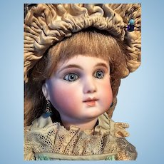 Antique SCHMITT ET FILS French BeBe Superior MUSEUM Quality Condition 1800s Completely ORIGINAL. LAYAWAY Always Welcome!