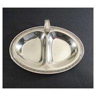 Gorham Sterling Silver Nappy, Vintage