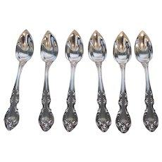 Vintage Sterling Silver Grapefruit Spoons-Gorham