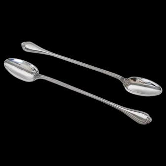 Sterling Silver Lemonade Spoons, Towle