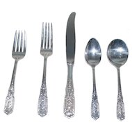 Vintage Sterling Silver Flatware: Westmoreland Silver Company
