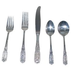 Vintage Sterling Silver Flatware: Westmoreland Silver Company