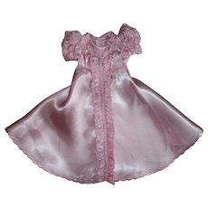 """Gorgeous and Rare Ideal Tagged 13""""Composition Shirley Temple Cinderella Dress - Red Tag Sale Item"""