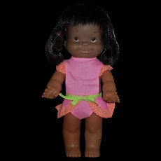 Cute Vintage  Ideal Whoopsie Doll