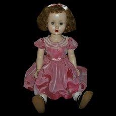 "Vintage 1950s Gorgeous RARE! Madame Alexander Mary Ellen 31"" HP Walker"