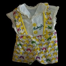 Pristine! Mint! American Character Ricky Jr. Short Outfit