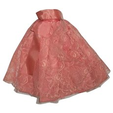 "Stunning Factory Lace & Tulle Ball Gown For 15"" Fashion Dolls Revlon and Friends"