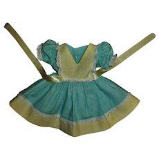 "Vintage Ideal P-90 14"" Toni Dress"