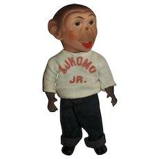 "All Original 8"" Vinyl Kokomo Jr. Chimp Monkey Doll"