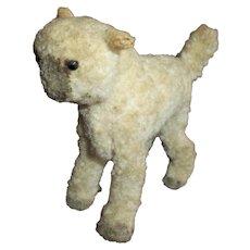 Cute Little Vintage Woolly Lamb
