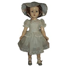 "Early American Character 21"" Sweet Sue All Original"