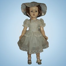 """Early American Character 21"""" Sweet Sue All Original"""