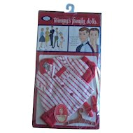MINT In Package Ideal Tammy Family Dad Or Brother Ted Pajama Set
