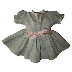 """Near Mint Ideal 16"""" Saucy Walker Dress"""