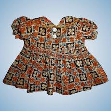 "Original Dress For Effanbee Black 17"" Patsy Joan"