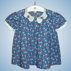 1930's Shirley Child/Infant Dress Size 1