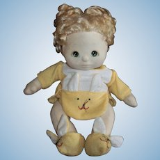 Sweet Mattel MY CHILD Doll With Bunny Outfit