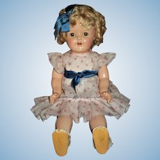 Gorgeous All Original 1930s Composition Ideal Girl