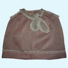 Cute 1930s Dress For Mamma Doll