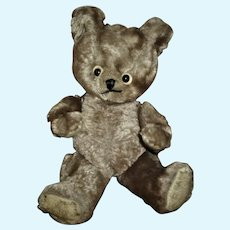 Adorable Teddy Bear Fully Jointed 1950s Character Bear