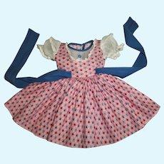 Vintage Arranbee R&B Jumper Style HP Nanette Dress