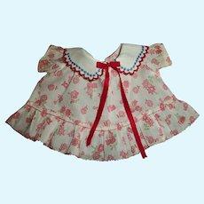 Vintage Original Effanbee Patsy Dress