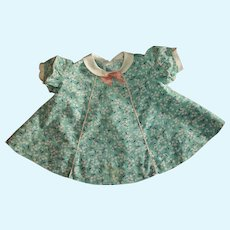 """1930s Molly'es Tagged Day Dress For 20"""" Effanbee Dy-Dee Lou"""