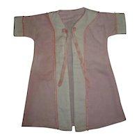 """Effanbee 15"""" Dy-Dee Jane PLUSH MINT Flannel Robe"""