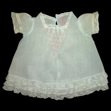 Vintage TAGGED Effanbee Doll Dress for Early Effanbee Doll