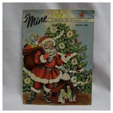 1949 Child's Christmas Magazine - Catholic