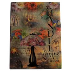 The Handel Lamps Book by Hibel and Fontaine
