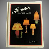 Aladdin Electric Lamps Book by J. W. Courter