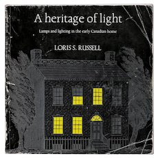 A Heritage of Light by Loris S. Russell - Book