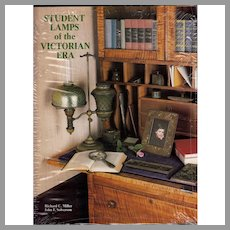 Student Lamps of the Victorian Era - Book
