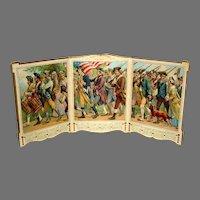 Huge 1906 Minutemen Calendar - Youth's Companion