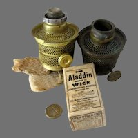 Lot of Aladdin Lamp Parts