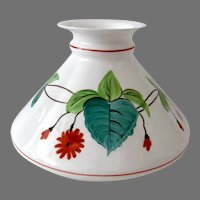 Seven Inch Student Lamp Shade - Oil Lamp